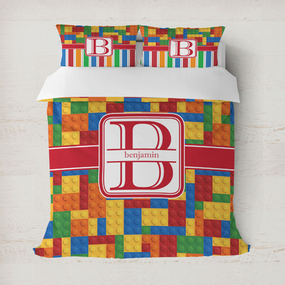 Building Blocks Duvet Covers (Personalized)