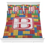 Building Blocks Comforter Set (Personalized)