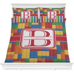 Building Blocks Comforter Set (Personalized)