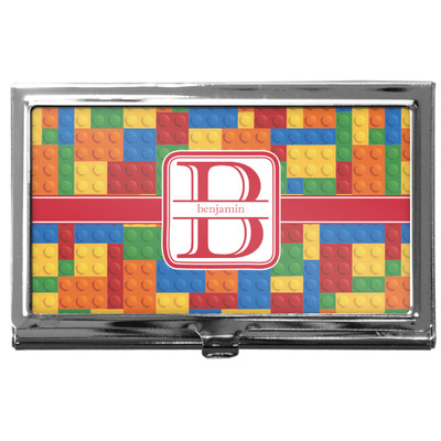 Building Blocks Business Card Case