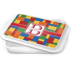 Building Blocks Cake Pan (Personalized)