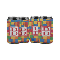 Building Blocks Can Sleeve (12 oz) (Personalized)