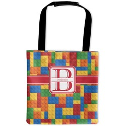 Building Blocks Auto Back Seat Organizer Bag (Personalized)