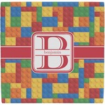 Building Blocks Ceramic Tile Hot Pad (Personalized)