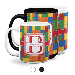 Building Blocks Coffee Mugs (Personalized)