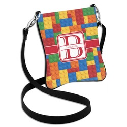 Building Blocks Cross Body Bag - 2 Sizes (Personalized)