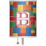 "Building Blocks 7"" Drum Lamp Shade (Personalized)"