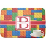 Building Blocks Dish Drying Mat (Personalized)