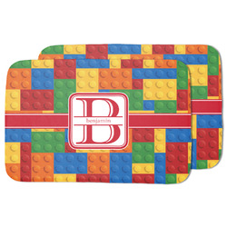 Building Blocks Dish Drying Mat (Personalized)