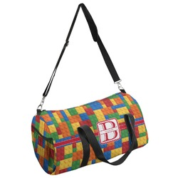 Building Blocks Duffel Bag - Multiple Sizes (Personalized)