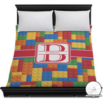 Building Blocks Duvet Cover (Personalized)