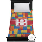 Building Blocks Duvet Cover - Toddler (Personalized)