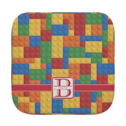 Building Blocks Face Towel (Personalized)