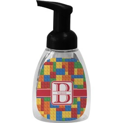Building Blocks Foam Soap Dispenser (Personalized)