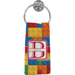 Building Blocks Hand Towel - Full Print (Personalized)