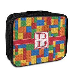 Building Blocks Insulated Lunch Bag (Personalized)