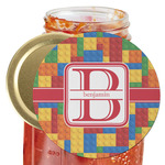 Building Blocks Jar Opener (Personalized)