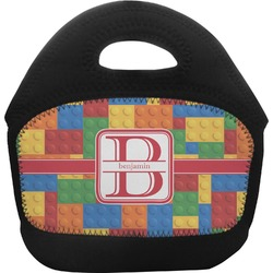 Building Blocks Toddler Lunch Tote (Personalized)