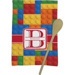 Building Blocks Kitchen Towel - Full Print (Personalized)
