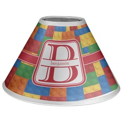 Building Blocks Coolie Lamp Shade (Personalized)