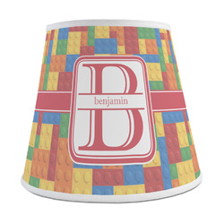Building Blocks Empire Lamp Shade (Personalized)
