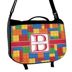 Building Blocks Messenger Bag (Personalized)