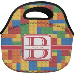 Building Blocks Lunch Bag (Personalized)