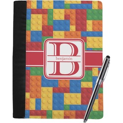 Building Blocks Notebook Padfolio (Personalized)