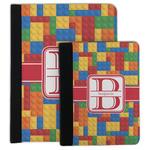 Building Blocks Padfolio Clipboard (Personalized)