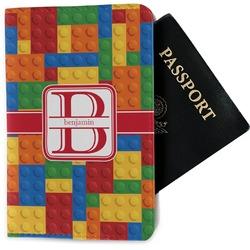 Building Blocks Passport Holder - Fabric (Personalized)
