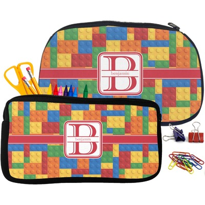 Design Your Own Personalized Pencil / School Supplies Bag