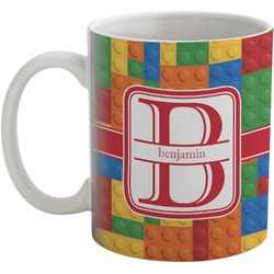 Building Blocks Coffee Mug (Personalized)