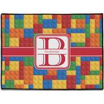 Building Blocks Door Mat (Personalized)