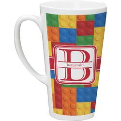 Building Blocks Latte Mug (Personalized)