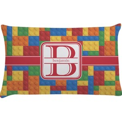 Building Blocks Pillow Case (Personalized)