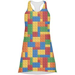 Building Blocks Racerback Dress (Personalized)