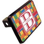 Building Blocks Rectangular Trailer Hitch Cover - 2