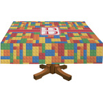 Building Blocks Tablecloth (Personalized)