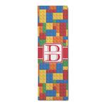 Building Blocks Runner Rug - 3.66'x8' (Personalized)
