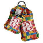 Building Blocks Hand Sanitizer & Keychain Holder (Personalized)