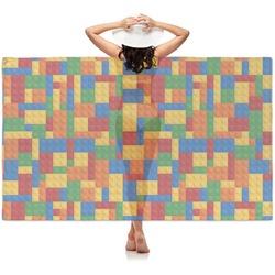 Building Blocks Sheer Sarong (Personalized)