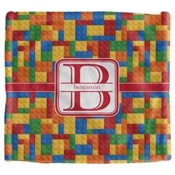 Building Blocks Security Blanket (Personalized)