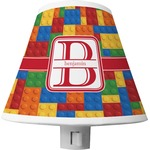 Building Blocks Shade Night Light (Personalized)