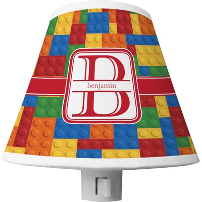 Building Blocks Shade Night Light (Personalized)