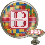 Building Blocks Cabinet Knobs (Personalized)