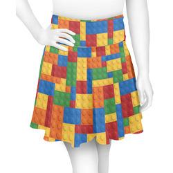 Building Blocks Skater Skirt (Personalized)