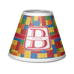 Building Blocks Chandelier Lamp Shade (Personalized)