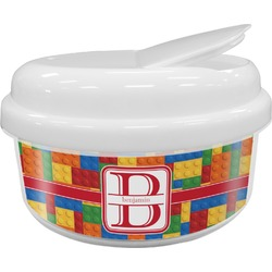 Building Blocks Snack Container (Personalized)