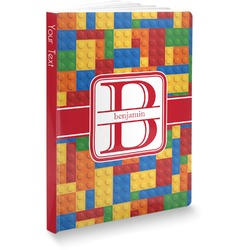 Building Blocks Softbound Notebook (Personalized)