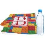 Building Blocks Sports & Fitness Towel (Personalized)